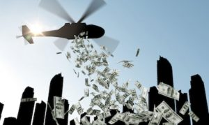 Helicopter Money - How To Catch It